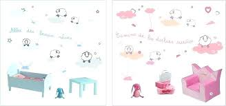 stickers mouton chambre bébé stickers mouton chambre bebe icallfives com