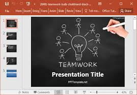 make stunning presentation through powerpoint themes free download