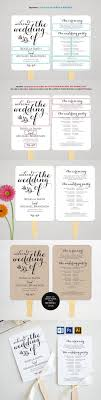 invitation programs wedding program fan msw382 invitation templates invitation