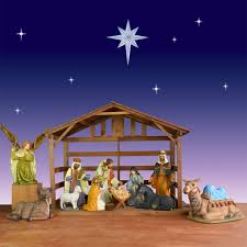 Nativity Outdoor Decorations Holiday Nativity Scenes And Sets Christmas Night Inc