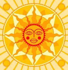 sun mandala mandalas for the soul