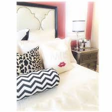 Bedroom Bed In Front Of Window Summer Home Tours Laila Of