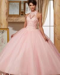 simple quinceanera dresses light pink corset quinceanera dress simple appliques high neck