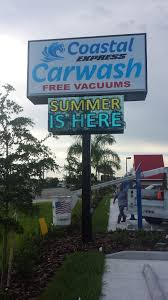 Car Wash In Port Charlotte Fl Pole And Pylon Signs Custom Made By Signs R Us