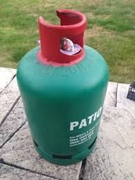 B Q Patio Heaters Bbq Gas Bottle B U0026q Gas Canister Full Ideal For Patio Heater And