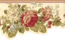 victorian rose wallpaper ebay