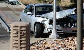 crashed white jeep 2 vehicle crash launches suv into man in wheelchair u2013 st george news