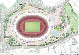 japan scraps zaha hadid u0027s 2 1 billion 2020 tokyo olympic stadium