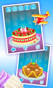 cake maker cake maker kids ads free android apps on play