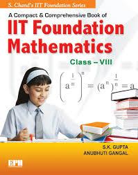 buy s chand u0027s iit foundation mathematics class viii book online