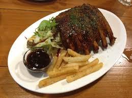 cuisine steak ไฮเวย สเต ก ตลาดห วม ม highway steak huamum market