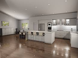 step 2 3d photo quality kitchen design the kitchen design company