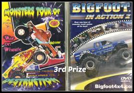 monster trucks win a family pass to see monster trucks wide bay kids