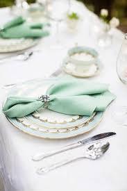 how to fold napkins for a wedding 10 ideas for wedding napkins