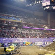 monster jam at wells fargo review and show times
