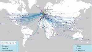 Avianca Route Map by Fast Facts About How Heathrow Helps Britain Reach The World