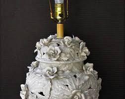 Vintage Porcelain Light Fixtures Porcelain Lamp Etsy