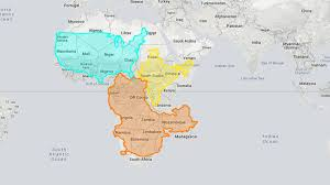 Map Distortion This Interactive Website Shows How Wrong Mercator Projections Can