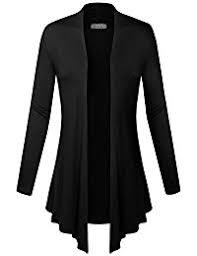 womens black cardigan sweater s sweaters amazon com