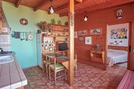 Wohnzimmerm El Ums Eck Ferienwohnung Casanaga Spanien Almáciga Booking Com