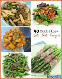 and easy side dishes recipes just 4u