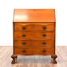 Furniture Secretary Desk by Monitor Furniture Co