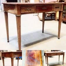 meubles bureaux bureau plat bureau ancien table bureau bureau louis xvi in