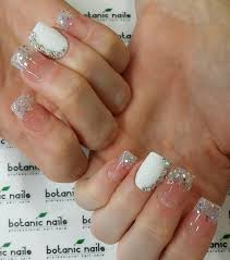 50 white nail ideas clear nail clear nails and white