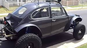 volkswagen beetle modified black my vw baja 3 of 3 street rod youtube