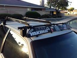 2001 Honda Crv Roof Rack by Fs Yakima Roof Rack With 2 Bike Mounts And Key Honda Tech