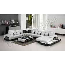 canapé panoramique en cuir canapé d angle panoramique en cuir avec luminaire