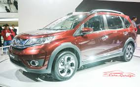 honda br v honda br v to be launched in first week of may 2016 carzgarage