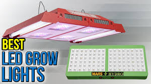what are the best led grow lights for weed 10 best led grow lights 2017 youtube