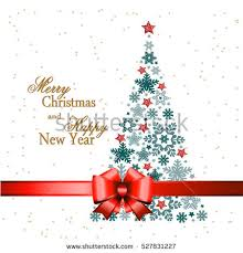 Happy New Year Decoration Vector merry christmas happy new year vector stock vector 522211714