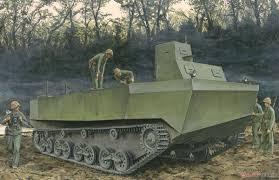 amphibious vehicle ww2 ww ii ijn special type4 ka tsu amphibious tracked vehicle