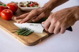 Uses Of Kitchen Knives Product Review Zyliss Control Knives