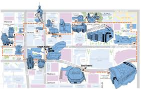 Map Phoenix Arizona by Take A Walking Tour With The Downtown Phoenix Ambassadors