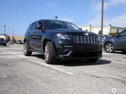 matte blue jeep cherokee jeep grand cherokee srt 8 2012 25 september 2016 autogespot