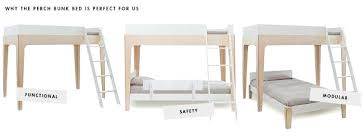 Modular Bunk Beds Oeuf Bunk Bed Perch Bunk Bed Function Meets Style Oeuf Bunk Bed