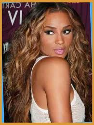 ombre hair color fro african american women honey blonde hair color on black women hair pinterest