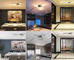 Ceiling Lights For Sitting Room Modern Ring Flush Mount Led Ceiling Lighting Fixtures Pendant L