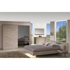 lit chambre adulte chambre adulte complète jose avec lit 140 chevets 258 x 230 cm