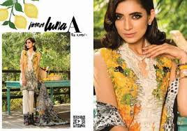 sapphire lawn collection for summer 2017 18 pk vogue 1000