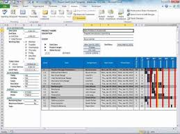 Free Gantt Chart Excel Template Project Gantt Chart Free And Software Reviews Cnet
