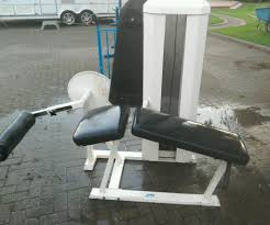 hamstring curl machine in barrow upon humber lincolnshire gumtree