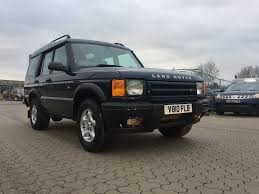 range rover 1999 1999 land rover discovery 2 2 5 td5 es 5dr leather sunroof