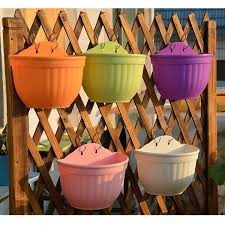 modern plastic planters recycled plastic planters modern