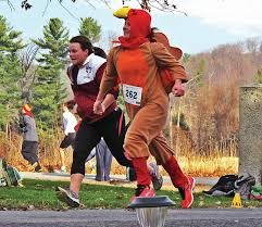 turkey trot has become thanksgiving tradition the brattleboro
