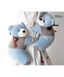 rideaux chambre d enfant embrase accroche rideaux ours oursons pour chambre d enfant ou bébé