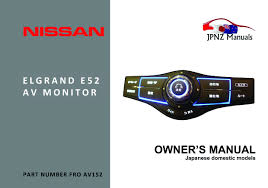 nissan leaf japanese to english japanese cars owners manuals workshop manuals